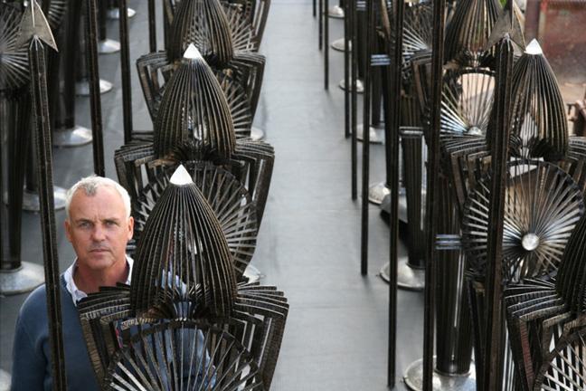 Sylvain Subervie, l'Artiste en vogue de la Côte d'Azur