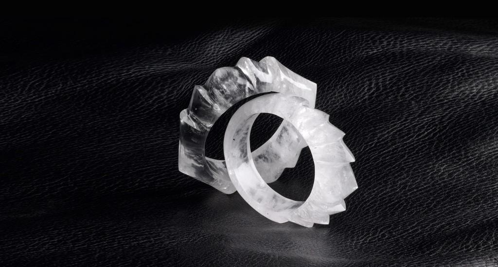 Bracelets Cristal de Roche