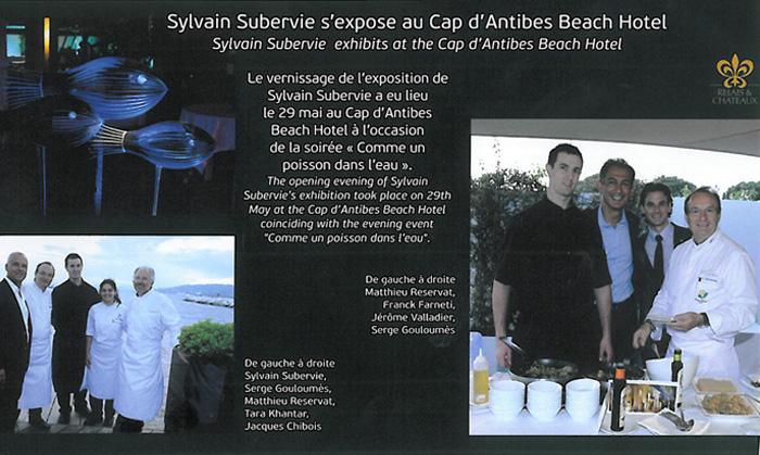 Sylvain subervie - Cap antibes