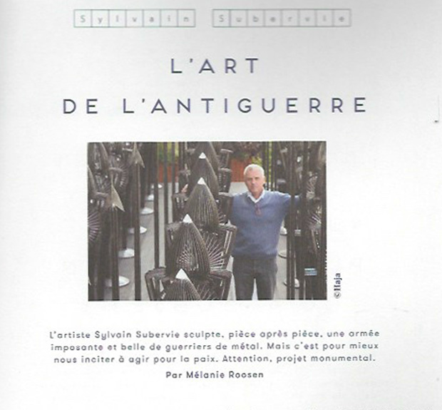 Press book 2016 - L'art de l'antiguerre