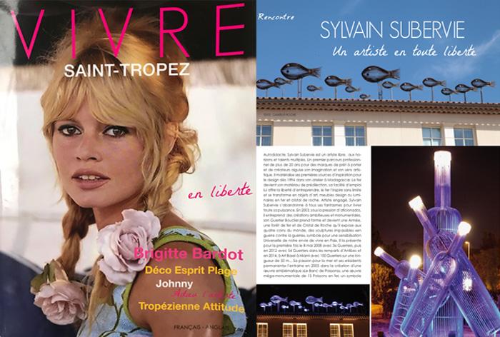 Vivre Magazine 2018