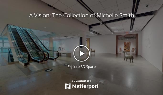 """Reportage de Michelle Smith sur l'une des œuvres de Sylvain Suberive le """"Lustre Orage"""""""